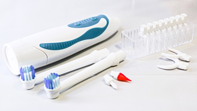 電動歯ブラシの特徴