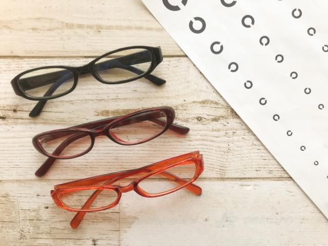 どんなメガネが選べるの?